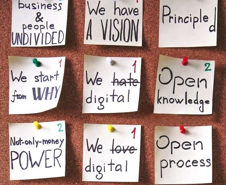 Webinar trasformazione digitale nelle cooperative sociali